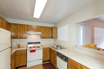 Kitchen at Listing #135849