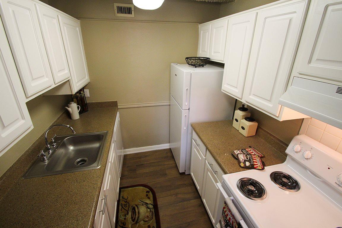 Kitchen at Listing #135822