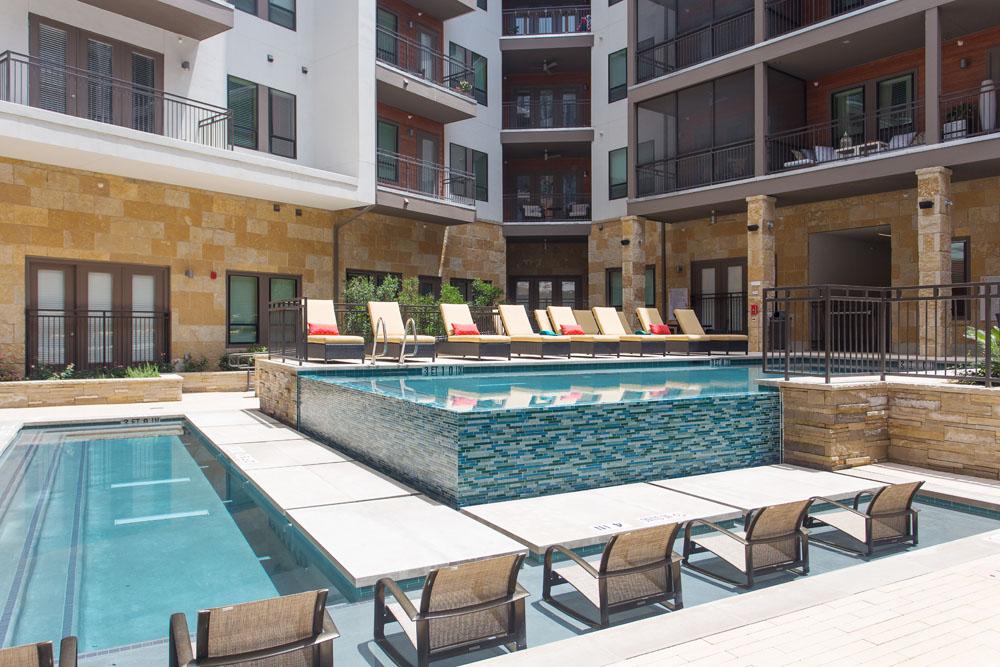 Pool at Listing #233704