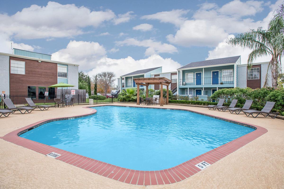 Pool at Listing #138444
