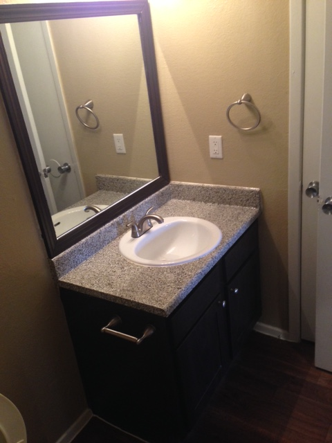 Bathroom at Listing #137098