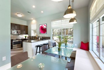 Dining/Kitchen at Listing #140644