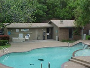 Pool Area at Listing #137041