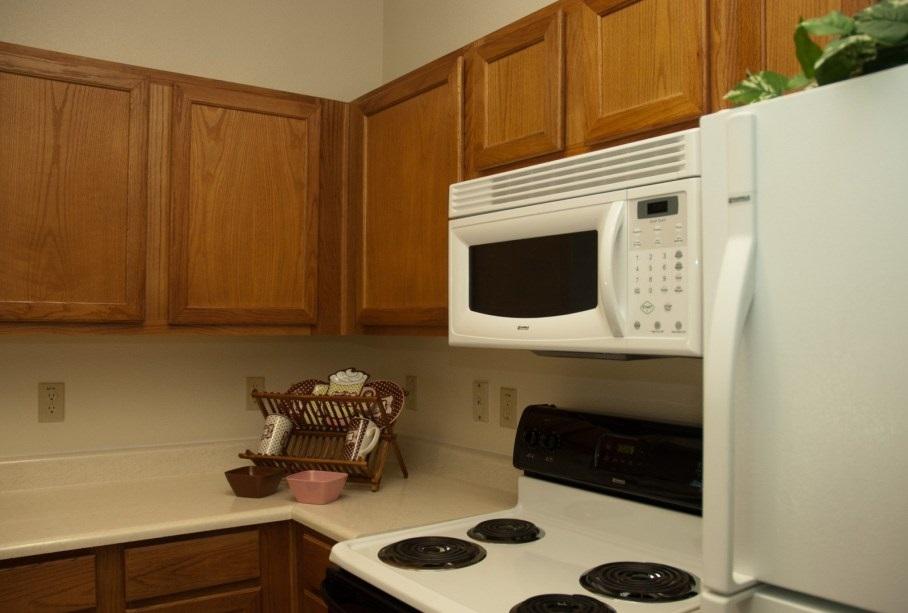 Kitchen at Listing #144500