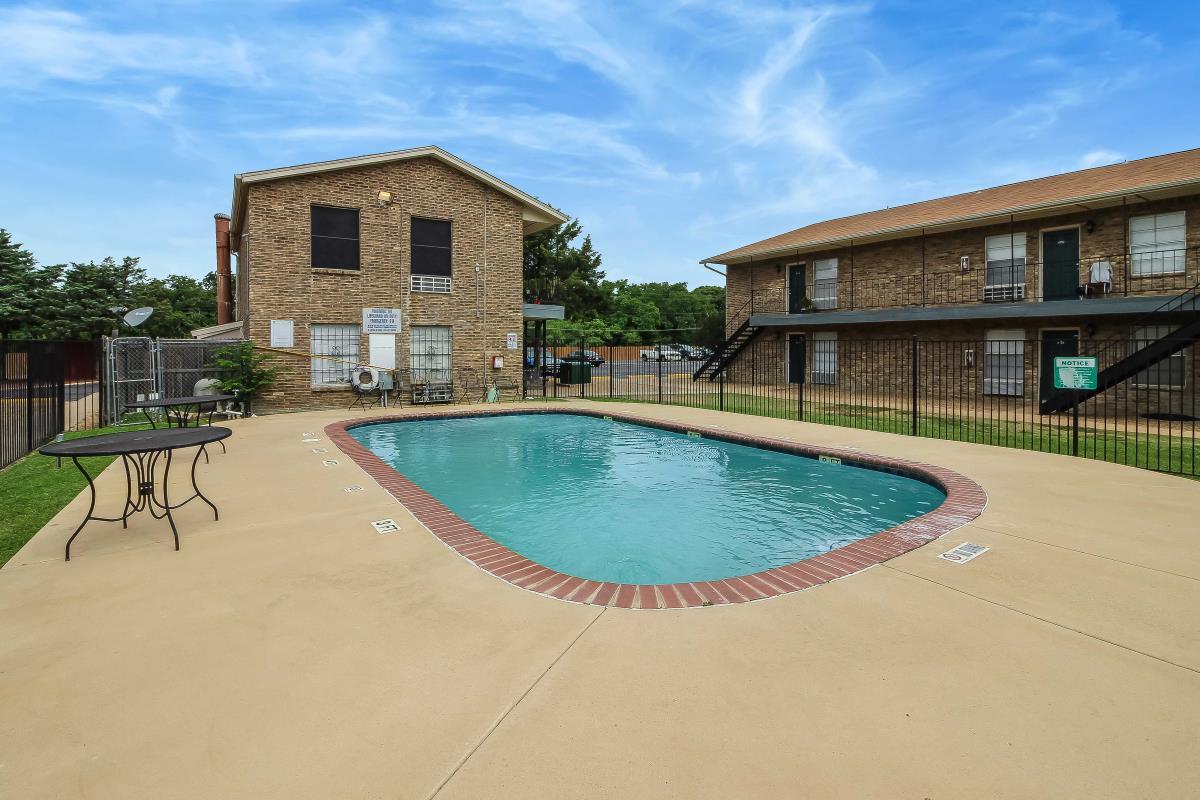 Pool at Listing #136439
