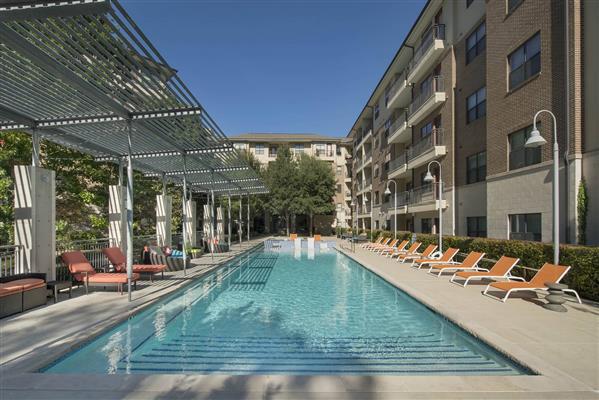 Pool at Listing #147880