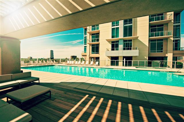 Pool at Listing #224360