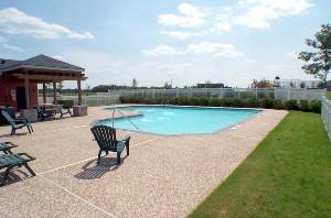 Pool at Listing #137896