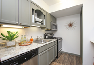 Kitchen at Listing #305615