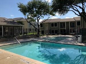 Pool at Listing #135852