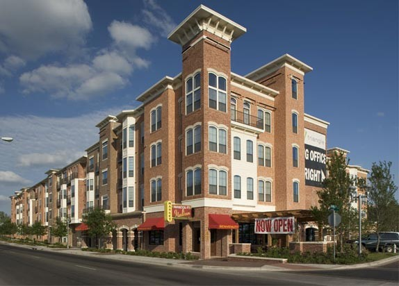 Residences at the Triangle at Listing #144223