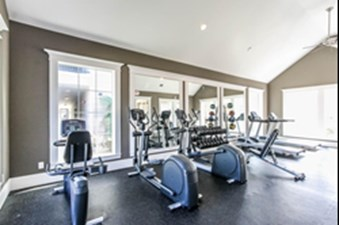 Fitness Center at Listing #147463