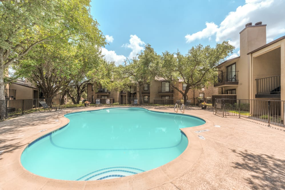 Pool at Listing #136251