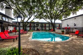 Pool at Listing #138791