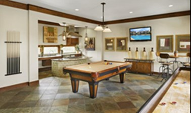 Game Room at Listing #146158