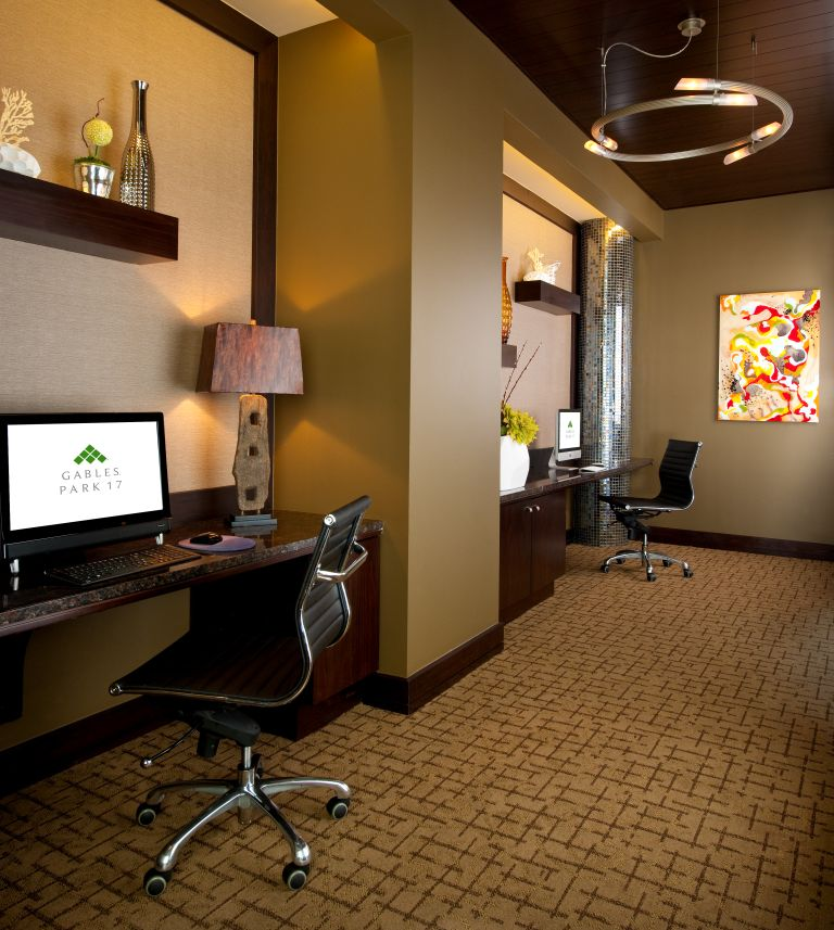 Business Center at Listing #147789