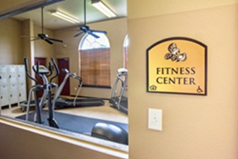 Fitness Center at Listing #147874
