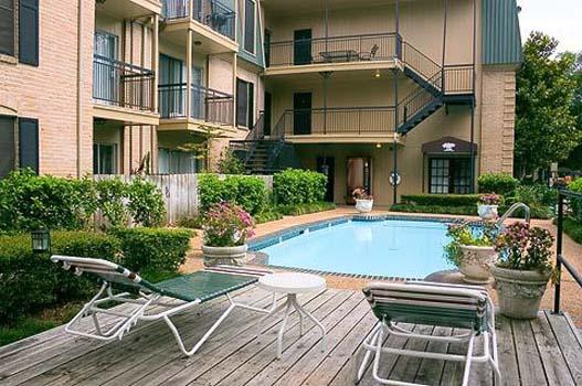 Pool at Listing #138838