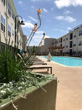 Pool at Listing #293599