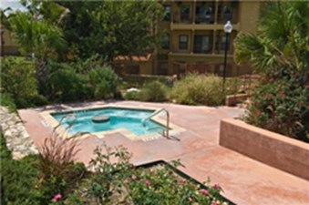 Hot Tub at Listing #144533