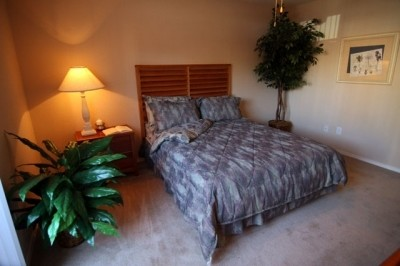 Bedroom at Listing #139056