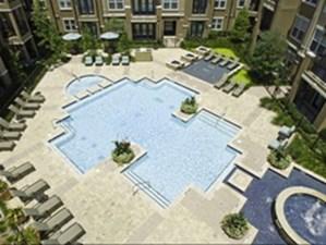 Pool at Listing #226668