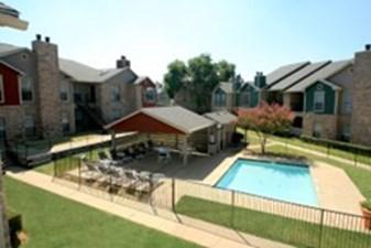 Pool at Listing #136878