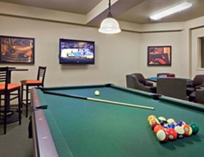Gameroom at Listing #266610