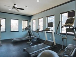 Fitness Center at Listing #228164