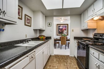 Kitchen at Listing #136740