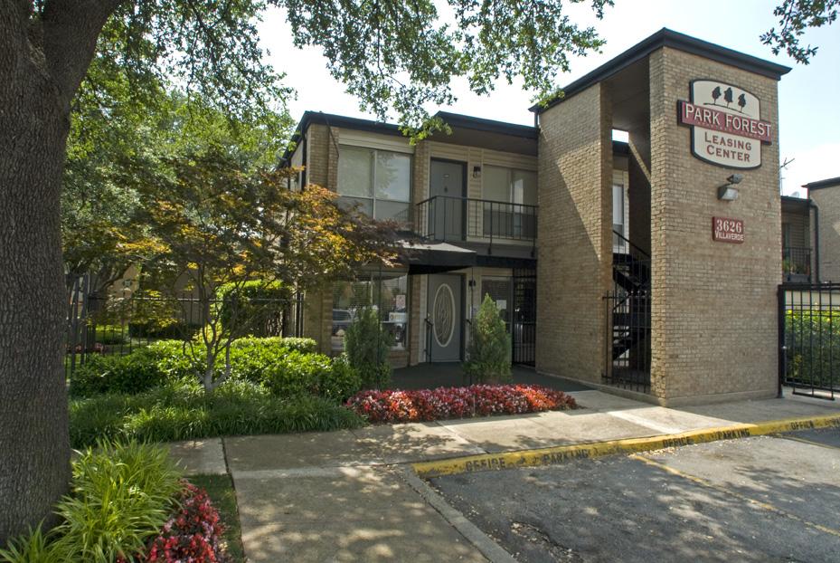 Park Forest Apartments Dallas TX