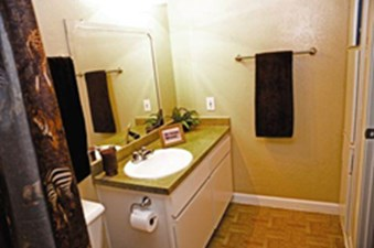Bathroom at Listing #136299