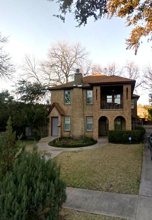 Prescott Park Apartments Dallas TX