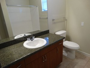 Bathroom at Listing #150168