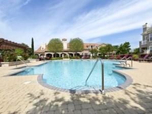 Pool at Listing #143394