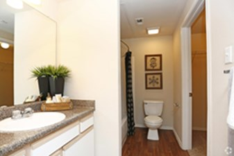 Bathroom at Listing #137695