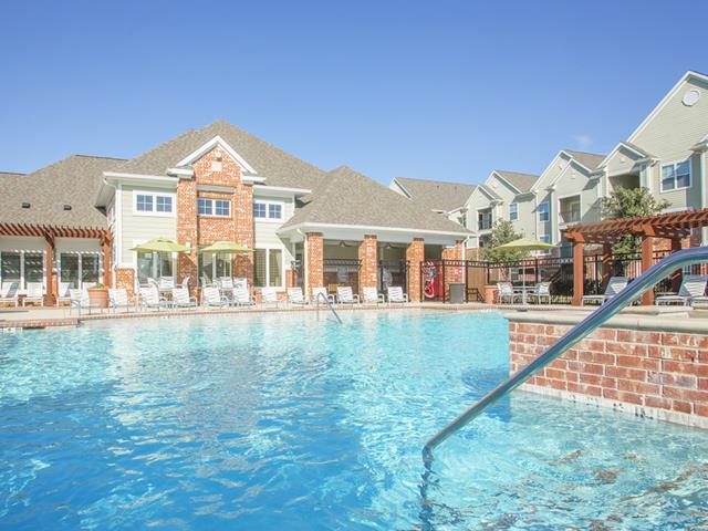 Pool at Listing #147487