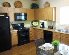 Kitchen at Listing #145727