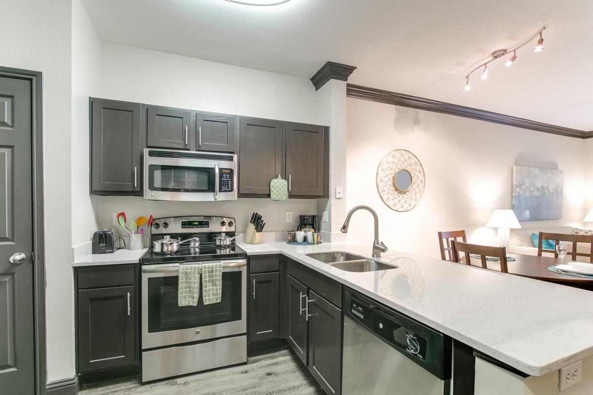 Kitchen at Listing #138978