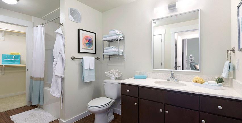 Bathroom at Listing #253710