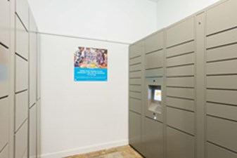 Package Station at Listing #144156