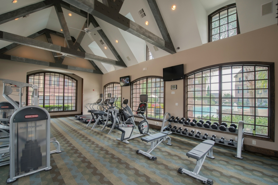 Fitness at Listing #145801