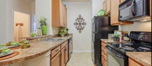 Kitchen at Listing #144613