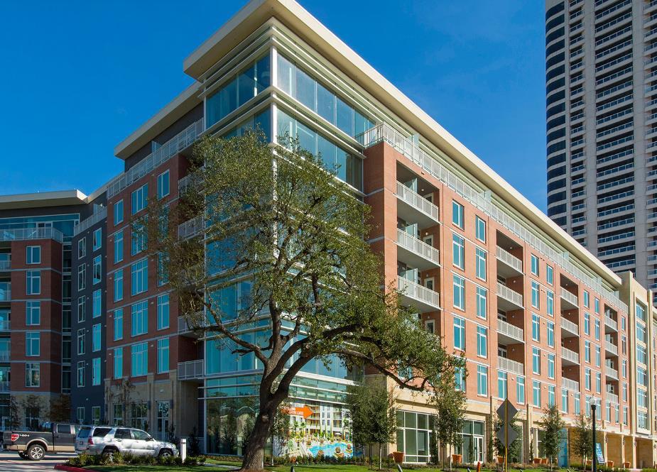 One Hermann Place Apartments Houston TX