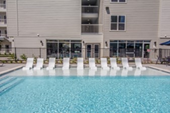Pool at Listing #277571