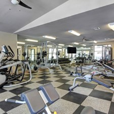 Fitness Center at Listing #140645