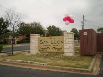San Leon Apartments Austin TX