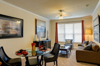 Living/Dining at Listing #144174