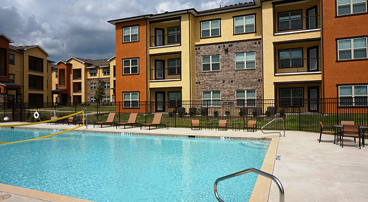 Pool at Listing #278614