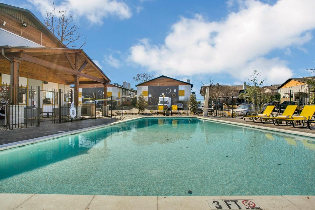 Pool at Listing #137240